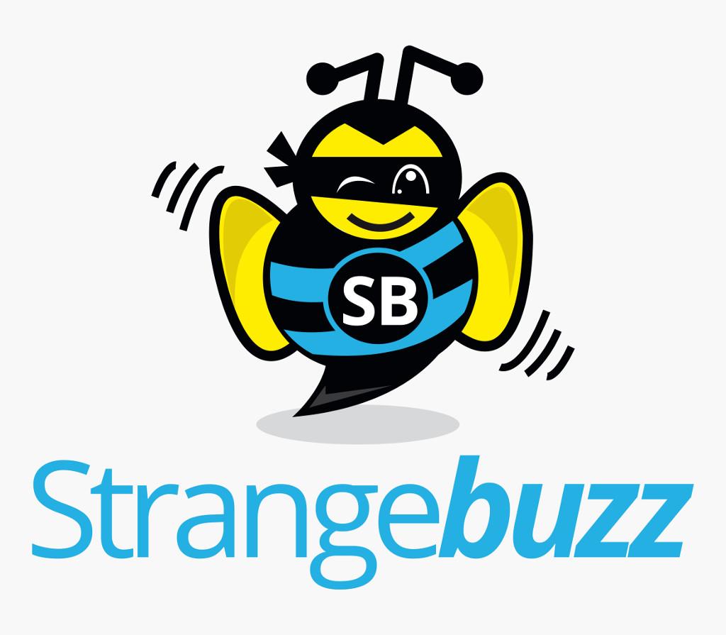 Site édité par la société Strangebuzz